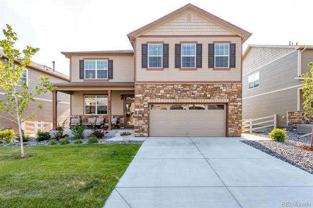 5724 Echo Park Circle, Castle Rock, CO 80104 (MLS #2028646) :: 8z Real Estate