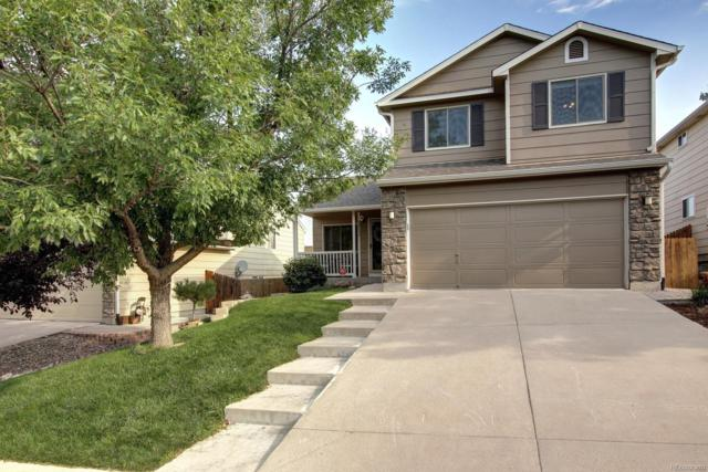 22653 E Belleview Place, Aurora, CO 80015 (#2028663) :: The Peak Properties Group