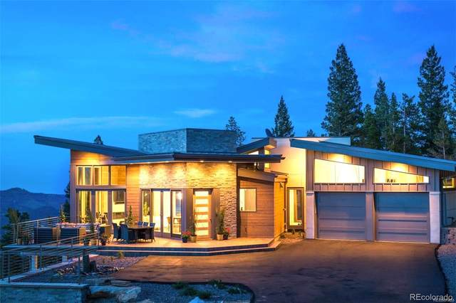 350 Packsaddle Trail, Evergreen, CO 80439 (MLS #2029228) :: 8z Real Estate