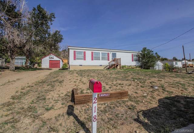 218 Maple Street, Walsenburg, CO 81089 (#2029243) :: James Crocker Team