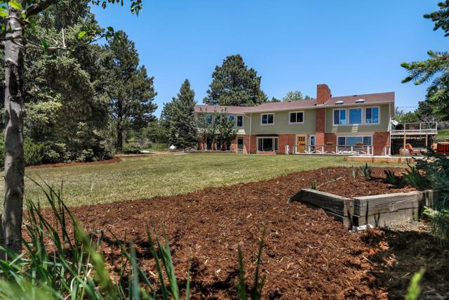 11045 Hilltop Road, Parker, CO 80134 (#2029317) :: House Hunters Colorado