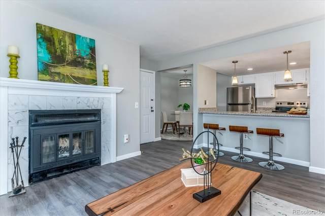 10890 W Evans Avenue 1-E, Lakewood, CO 80227 (#2029506) :: James Crocker Team