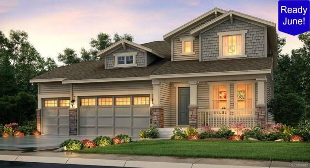 16043 Red Bud Loop, Parker, CO 80134 (#2029533) :: Colorado Home Finder Realty
