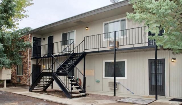 1641 Ingalls Street #7, Lakewood, CO 80214 (MLS #2029856) :: 8z Real Estate