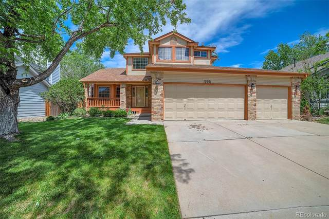 17991 E Baker Place, Aurora, CO 80013 (#2029894) :: The Peak Properties Group