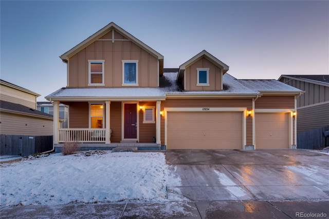 17034 Sweet Alder Street, Parker, CO 80134 (#2029919) :: The Brokerage Group