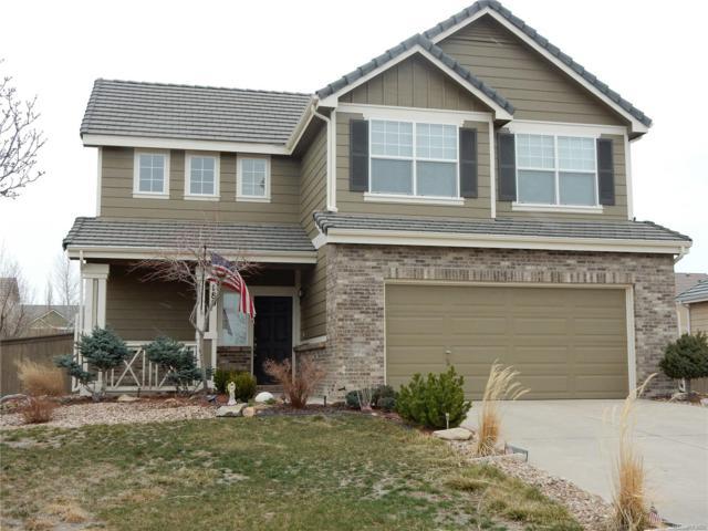 180 Ellendale Street, Castle Rock, CO 80104 (#2030051) :: The Peak Properties Group