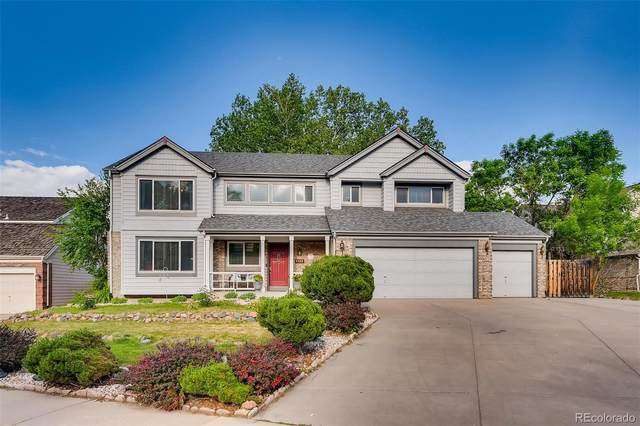 8088 S Yukon Street, Littleton, CO 80128 (MLS #2030072) :: Keller Williams Realty