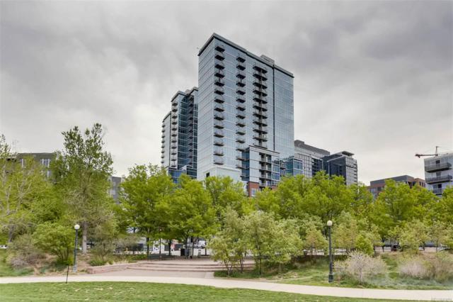 1700 Bassett Street #1620, Denver, CO 80202 (#2030360) :: The Griffith Home Team