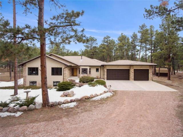 17055 Goshawk Road, Colorado Springs, CO 80908 (#2030564) :: The Dixon Group