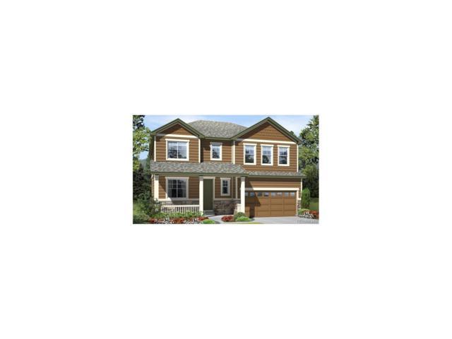 4705 S Netherland Street, Centennial, CO 80015 (MLS #2030841) :: 8z Real Estate
