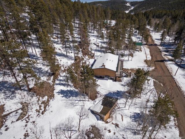 21795 Indian Springs Road, Conifer, CO 80433 (#2030934) :: The Heyl Group at Keller Williams