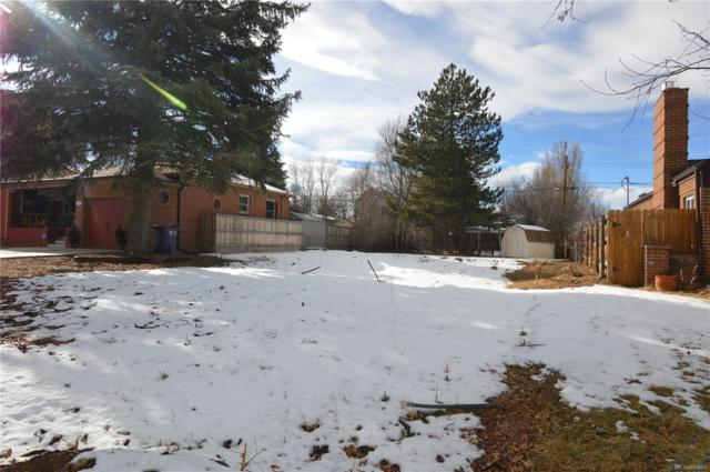 1157 Jersey Street, Denver, CO 80220 (#2031084) :: Wisdom Real Estate