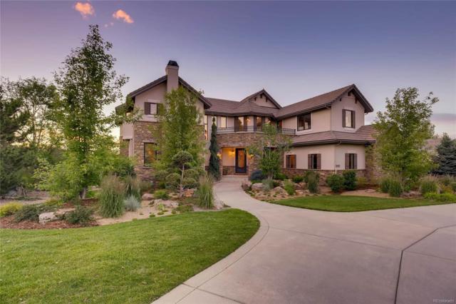 8969 Little Raven Trail, Niwot, CO 80503 (MLS #2031426) :: Kittle Real Estate