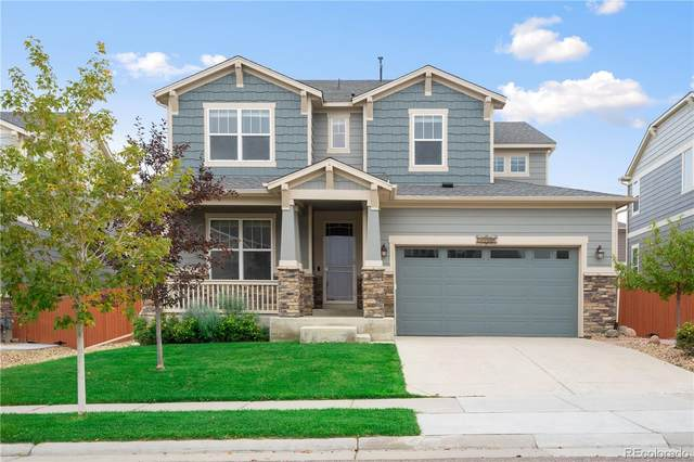 10066 Fort Worth Court, Parker, CO 80134 (#2031642) :: Berkshire Hathaway Elevated Living Real Estate