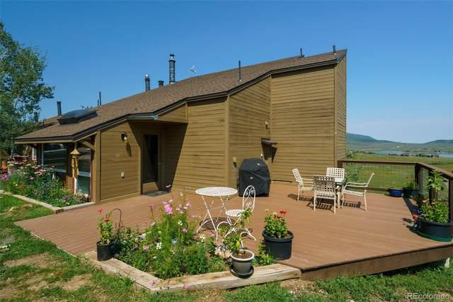 30311 Sagebrush Trail #101, Oak Creek, CO 80467 (#2032485) :: Own-Sweethome Team