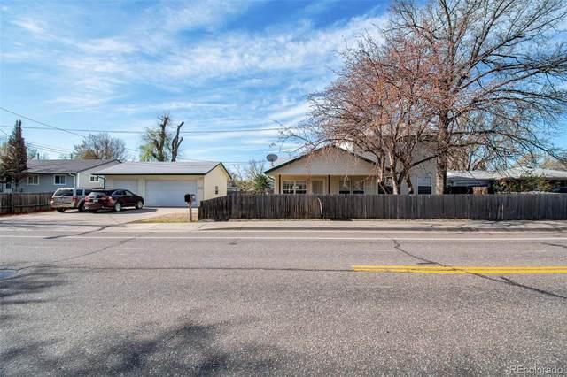 8600 W 52nd Avenue, Arvada, CO 80002 (#2032692) :: Wisdom Real Estate