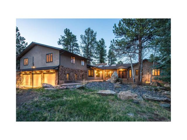 32892 Buffalo Creek Road, Evergreen, CO 80439 (MLS #2032925) :: 8z Real Estate