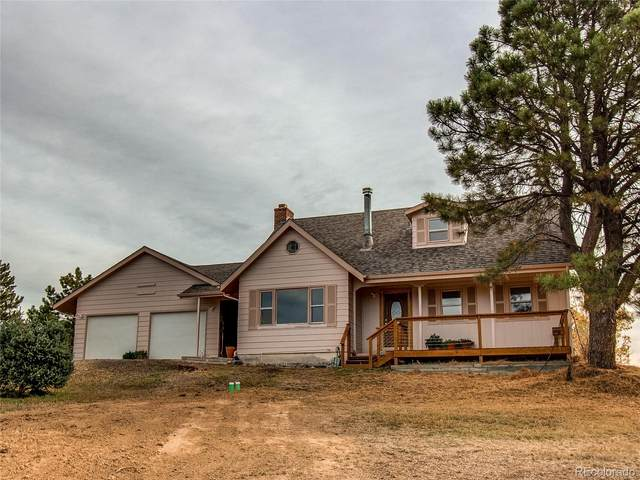36593 View Ridge Drive, Elizabeth, CO 80107 (#2032966) :: Kimberly Austin Properties