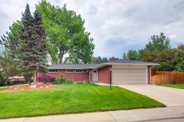 2907 E Euclid Place, Centennial, CO 80121 (#2032973) :: The HomeSmiths Team - Keller Williams