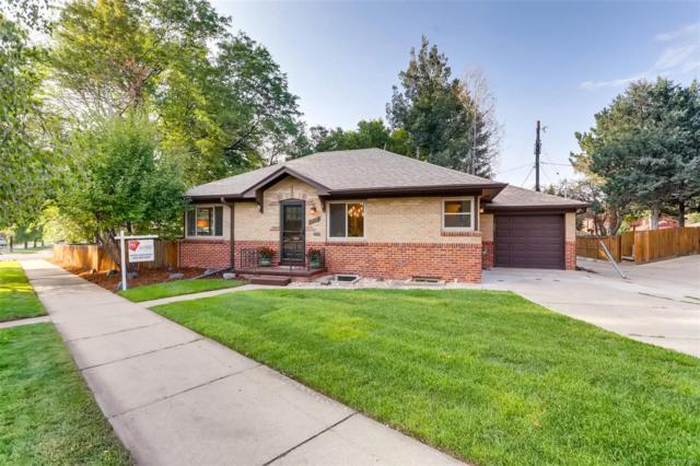 790 Bonnie Brae Boulevard, Denver, CO 80209 (#2033120) :: The Peak Properties Group