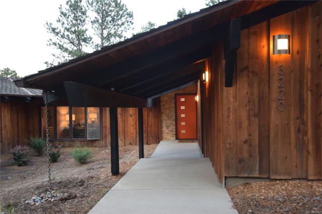 3220 Interlocken Drive, Evergreen, CO 80439 (#2033252) :: Mile High Luxury Real Estate