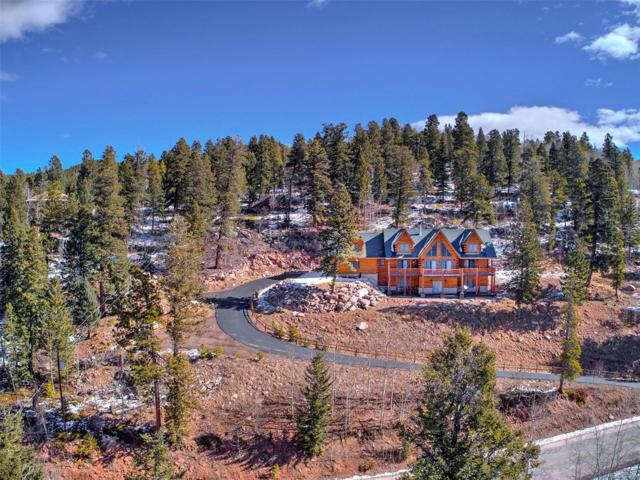 11450 Marks Drive, Conifer, CO 80433 (#2033280) :: Structure CO Group