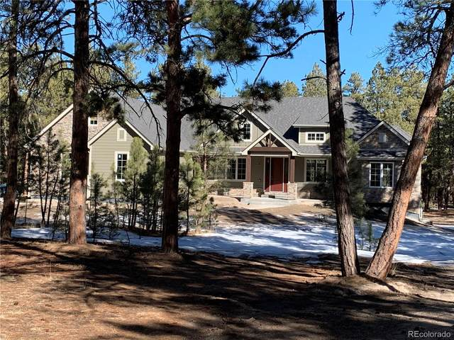 37063 Timber Drive, Elizabeth, CO 80107 (#2033426) :: Own-Sweethome Team