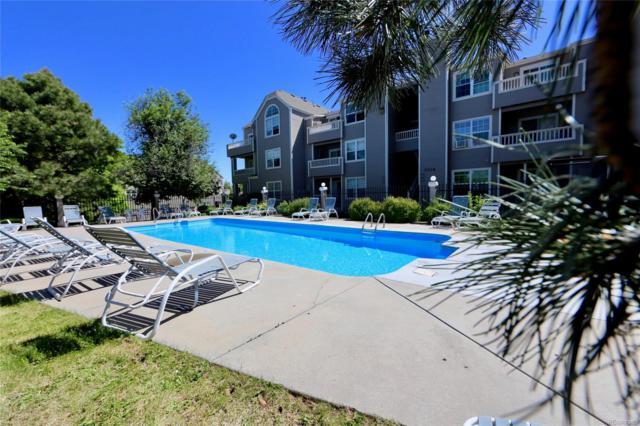 5706 W Asbury Place #204, Lakewood, CO 80227 (#2033696) :: Wisdom Real Estate