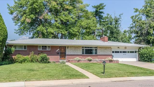 6131 S Crestview Street, Littleton, CO 80120 (#2033779) :: Finch & Gable Real Estate Co.