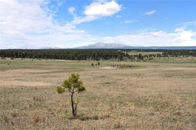 00 E Palmer Divide Avenue, Larkspur, CO 80118 (MLS #2034217) :: The Space Agency - Northern Colorado Team