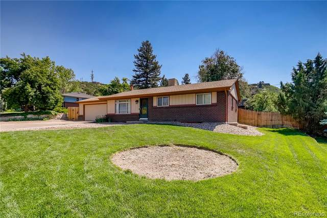 442 High Drive, Castle Rock, CO 80104 (#2034530) :: The Harling Team @ HomeSmart
