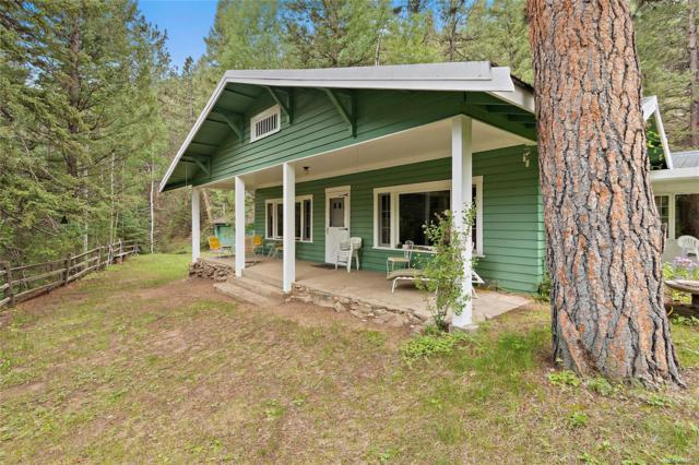52 Old Stagecoach, Bailey, CO 80421 (MLS #2035312) :: 8z Real Estate