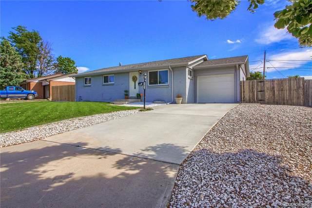 12416 E Alaska Place, Aurora, CO 80012 (MLS #2035431) :: 8z Real Estate