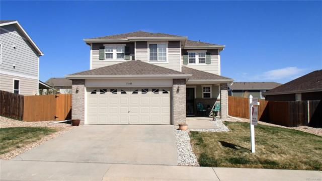 13848 Lilac Street, Thornton, CO 80602 (#2035458) :: The Peak Properties Group