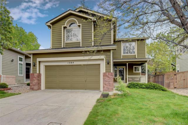 1384 Spotted Owl Way, Highlands Ranch, CO 80129 (MLS #2035523) :: Kittle Real Estate