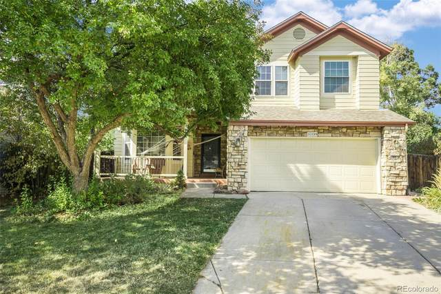 10199 Feldspar Court, Parker, CO 80134 (#2035542) :: The Margolis Team