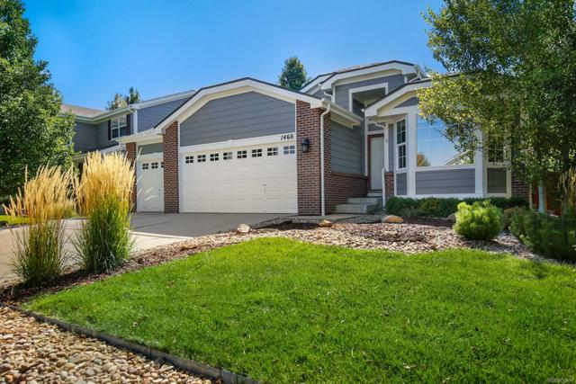 1460 Cherry Place, Erie, CO 80516 (#2035601) :: The Galo Garrido Group