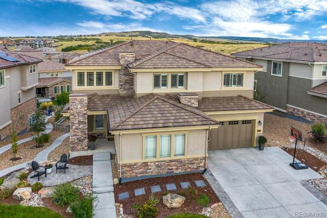 10764 Skydance Drive, Highlands Ranch, CO 80126 (#2035656) :: Chateaux Realty Group
