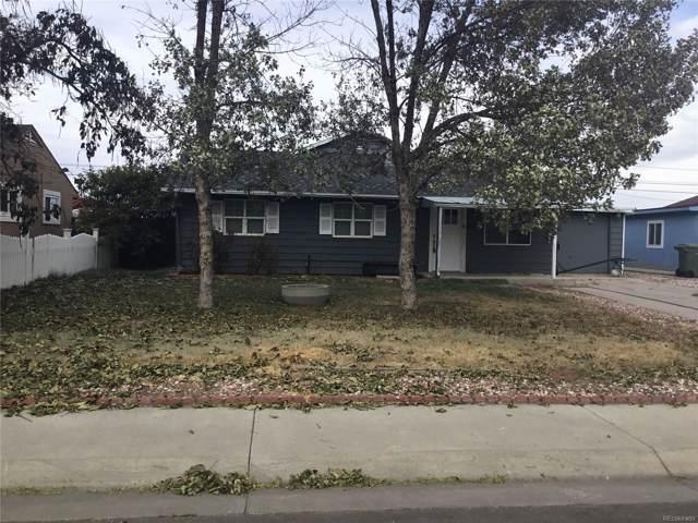 501 Circle Drive, Fort Morgan, CO 80701 (MLS #2035888) :: 8z Real Estate