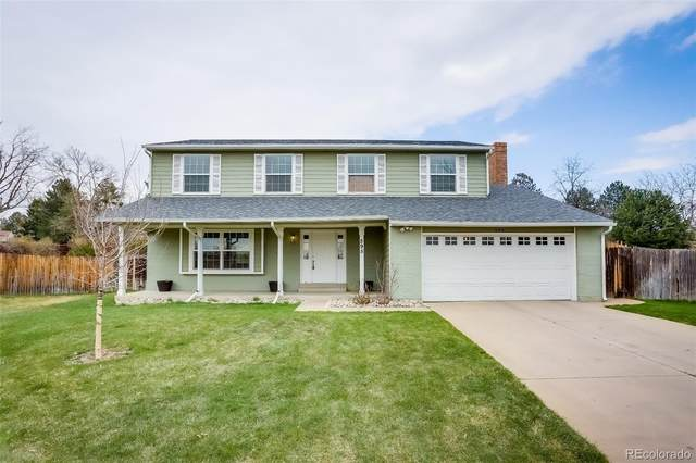 595 E Jamison Place, Littleton, CO 80122 (#2035982) :: HomeSmart