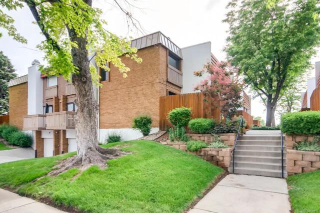 2903 S Locust Street, Denver, CO 80222 (#2036104) :: Mile High Luxury Real Estate