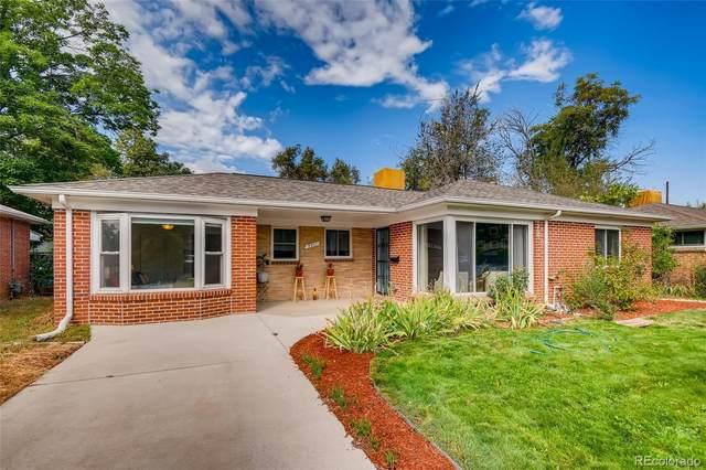 2911 Niagara Street, Denver, CO 80207 (#2036477) :: Wisdom Real Estate