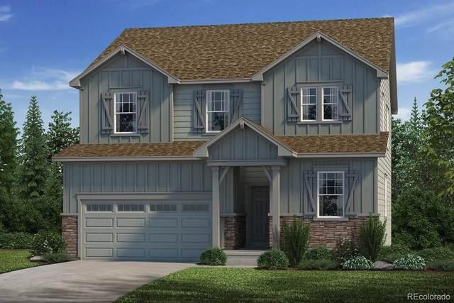 6257 Dapplegray Street, Parker, CO 80134 (MLS #2036572) :: 8z Real Estate