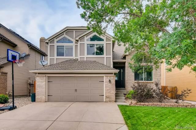 8267 S Ogden Circle, Littleton, CO 80122 (#2036843) :: Kimberly Austin Properties