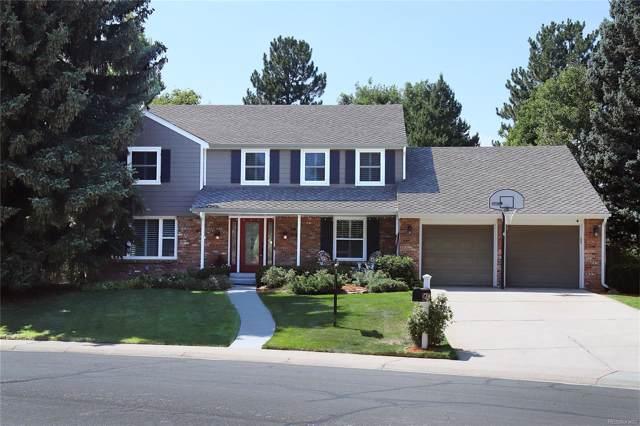8187 E Hunters Hill Drive, Centennial, CO 80112 (MLS #2037033) :: 8z Real Estate