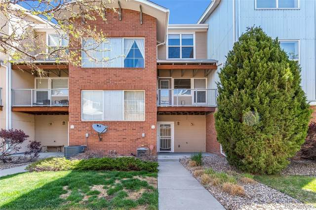 7700 E Academy Boulevard #302, Denver, CO 80230 (#2037235) :: Wisdom Real Estate