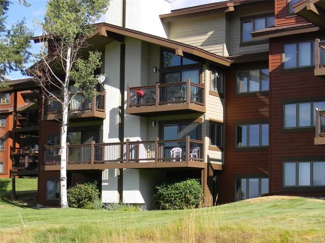 1720 Ranch Road #303, Steamboat Springs, CO 80487 (MLS #2037546) :: 8z Real Estate