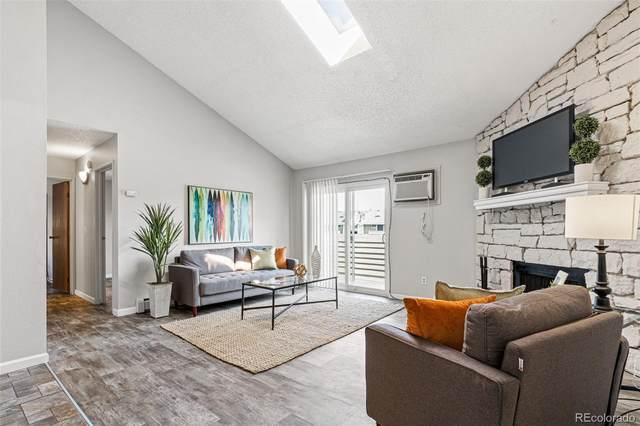 10150 E Virginia Avenue 3-307, Denver, CO 80247 (#2037607) :: Venterra Real Estate LLC