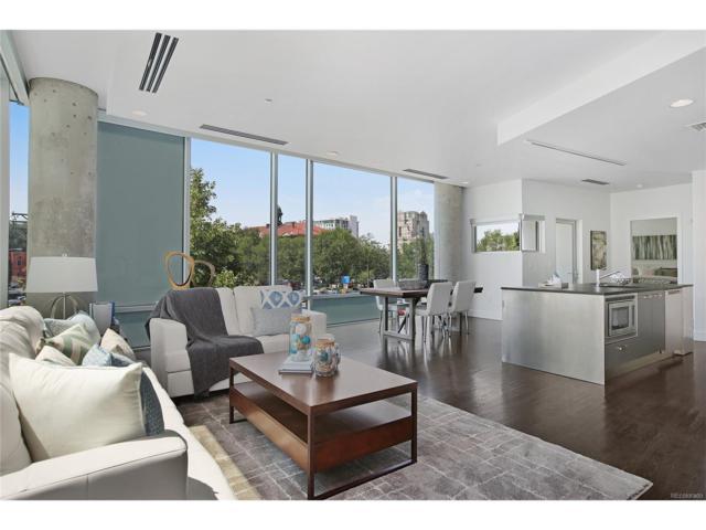 55 W 12th Avenue #212, Denver, CO 80204 (MLS #2037727) :: 8z Real Estate